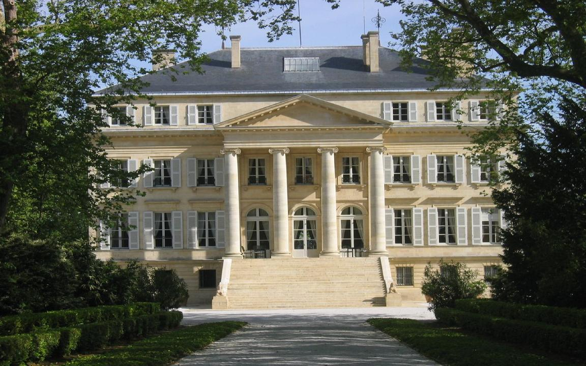 Image gallery margaux france for Chateau margaux