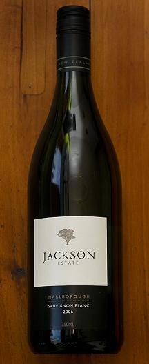 Jackson Estate Sauvignon
