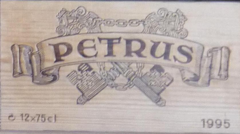 Petrus case label